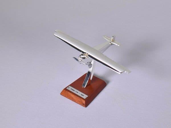 Atlas HB15 1/200 Scale Silver Aeroplane 1/200 Fokker F. III - 1920
