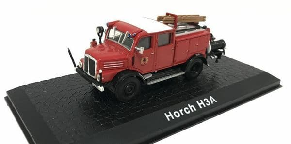 Atlas HY11 1/72 Scale Fire Engine  Horch H3A