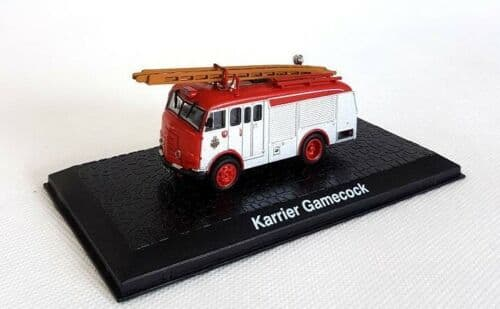 Atlas HY28 1/72 Scale Karrier Gamecock Fire Engine Ladders