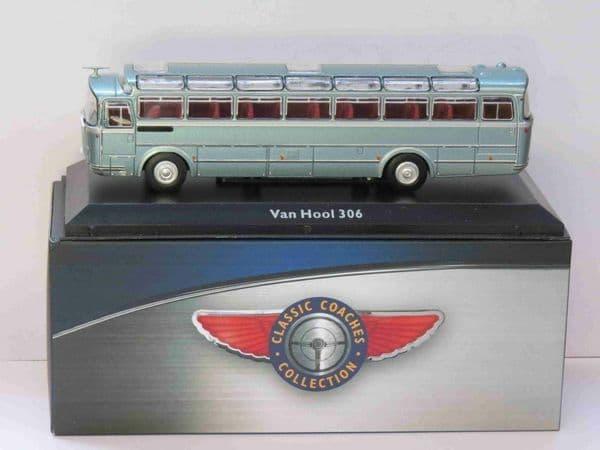 Atlas JE17 1/76 Scale Classic Coaches Van Hool 306 Coach