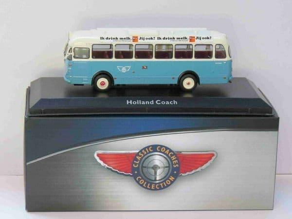 Atlas JE19 1/76 Scale Classic Coaches Leyland Tiger Cub Verheul Coach Holland