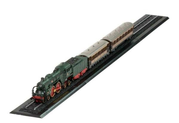 Atlas KB01 Great Trains Z gauge 1/220 Orient Express  New Case
