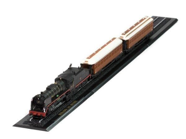 Atlas KB10 Great Trains Z gauge 1/220 Mikado 141 Renfe Spain Brand New Case