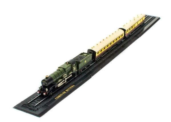 Atlas KB13 Great Trains Z gauge 1/220 Cornish Riviera GWR England Brand New Case