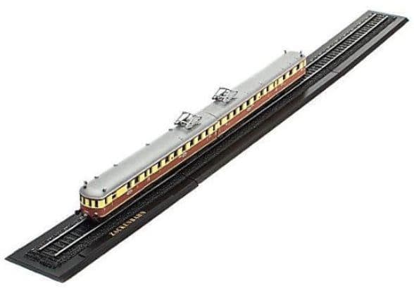 Atlas KB27 Great Trains Z gauge 1/220 Zackenbahn Poland New Case