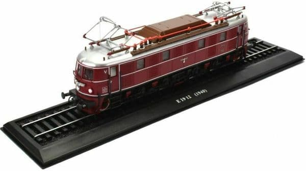 ATLAS LD05 1:87 HO SCALE E 19 12 1940  German Railway Locomotive