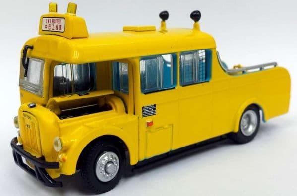 Britbus Asianbus CB03 CB-03 Guy Arab Tow Truck CMB China Motor Bus Yellow with Yellow Mudgards