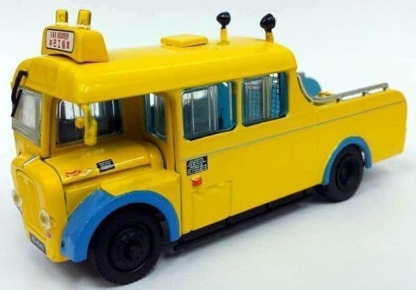 Britbus Asianbus CB04 CB-04 Guy Arab Tow Truck CMB China Motor Bus Yellow