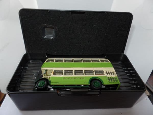 Britbus N6005S  1/76 OO Scale  Guy Arab Bus Southdown Blank Blinds Showbus 2004 Special MIMB