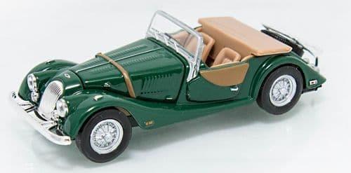 Cararama 1/43 O Scale CR045 Morgan Plus Eight Cabrio Convertable  Open Green