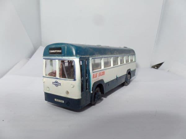 Concept Plastic AEC RF Regal Bus Blue Saloon Guildford 2 Charlotteville UB
