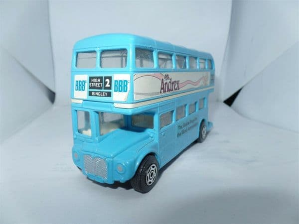 Corgi 1/64 Scale London Routemaster Bus Guide Dogs Andrex Bingly UB