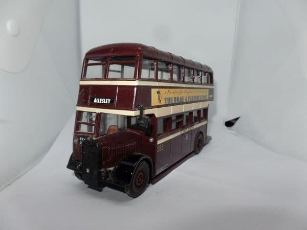 Corgi 97204 1/50 Scale Guy Arab Bus Coventry Corp Transport  UB