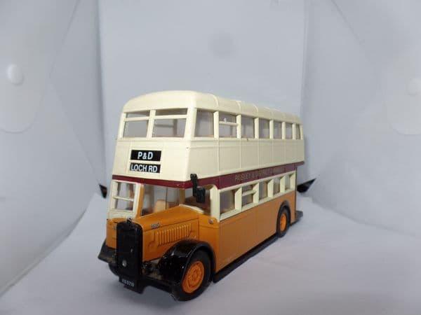 Corgi  97313 1/50 Scale Guy Arab Bus Paisley and District Fault UB