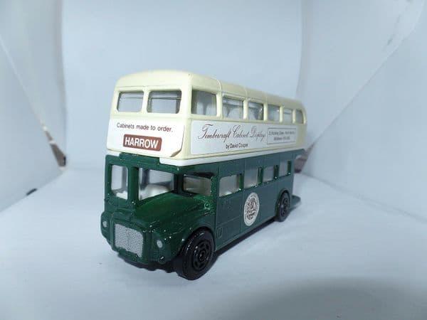 Corgi C469 1/64  Routemaster Bus Timbercraft Harrow UB