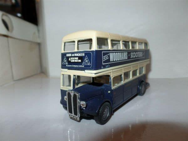 Corgi C599/2 1/64 AEC Regent Bus Eastbourne UB