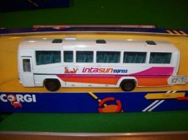 Corgi C769 Plaxton Paramount Coach C793/1 Intasun  MIMB