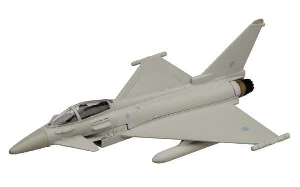Corgi Flying Aces CS90648 Eurofighter Typhoon RAF