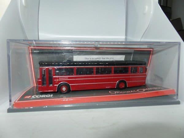 Corgi OOC 40201 Leyland Leopard BET Bus Midland Red Shrewsbury MIMB