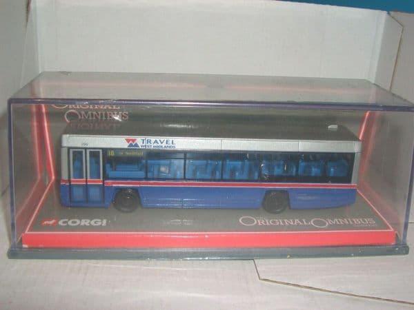 Corgi OOC 43101 Leyland Lynx I Bus West Midlands Travel 18 Bartley Green  MIMB
