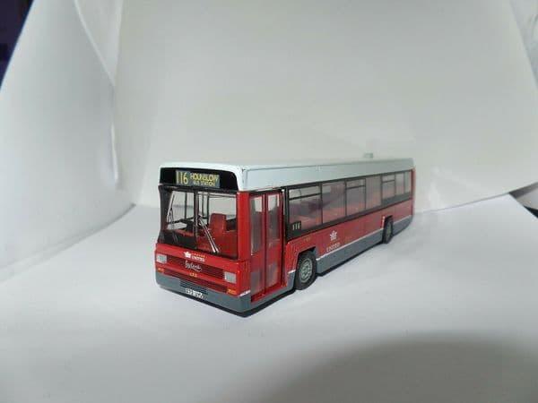 Corgi OOC 43106 Leyland Lynx  I Bus London United 116 Hounslow  UB