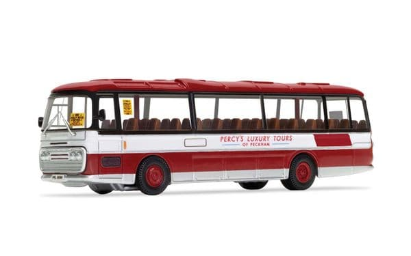 Corgi OOC CC02741 Plaxton Panorama Coach Only Fools and Horses  The Jolly Boys Outing Percys Peckham
