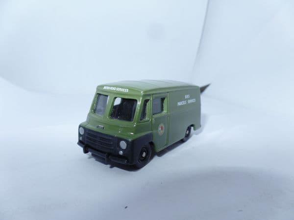 Corgi Trackside DG201 Morris LD Van British Road Services BRS Green UB