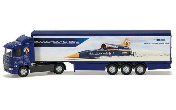 Corgi TY86663 BLOODHOUND SSC Super Hauler Truck