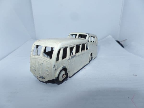 Dinky 29F 280 Bus Observation Coach Cream   UB