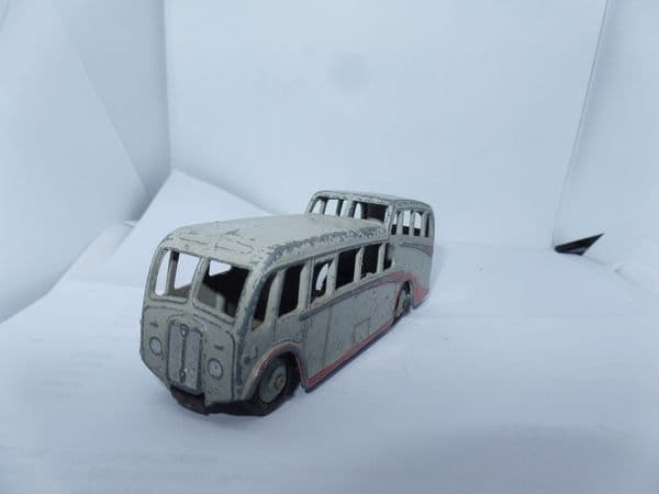 Dinky 29F 280 Bus Observation Coach Red &  Grey   UB