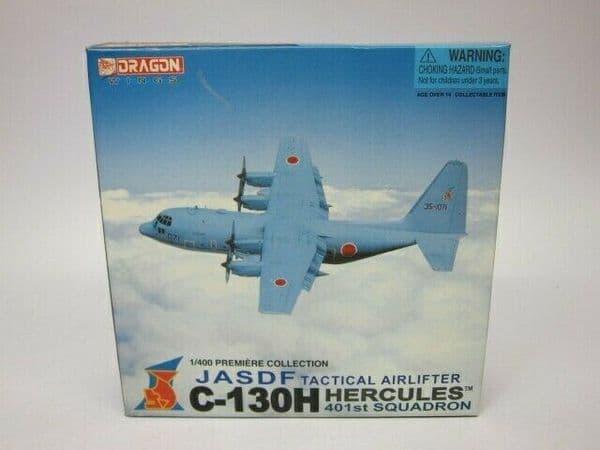 Dragon 55722 1/400 C-130H Hercules JASDF Japan Air Force 2004 Iraq Mission