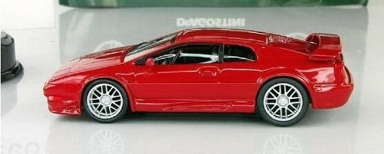 EF15 1/43 Scale Lotus Esprit V8 - Red - New on blister
