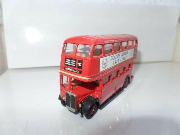 EFE 10110B  AEC RT Bus London Transport PSV Circle Jubilee route 137 Crystal UB