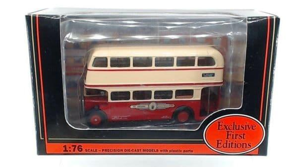 EFE 10118  AEC RT ex London Bus  St Helens MIMB