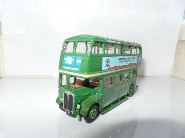 EFE 10121D AEC RT Bus London Transport Green Austrian Alpine Club Route 803 UB