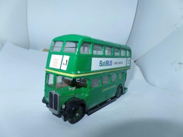 EFE 10123 AEC RT Bus London Country Code 3 Batibus ISIS Telford Harrow UB