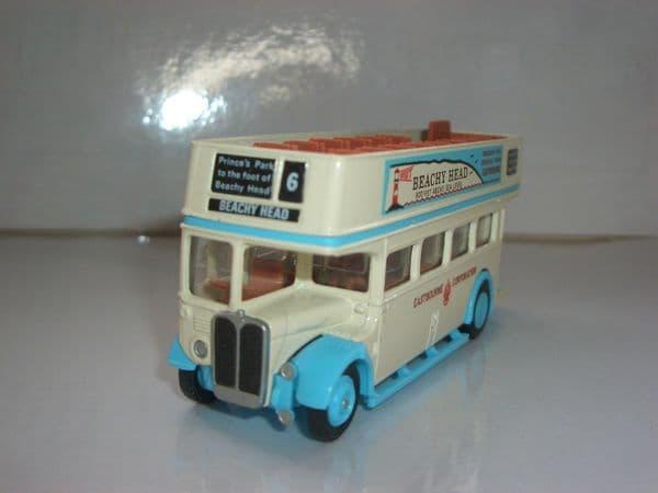 EFE 10201 AEC RT Opentop Bus Eastbourne Beachy Head UB