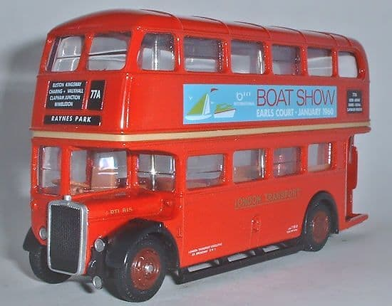 EFE 11102 Leyland RTL Bus  London Transport 77A Raynes Park Boat Show UB