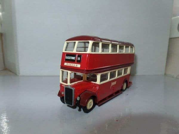 EFE 11107 Ex London Leyland RTL Bus Barton Ilkestone UB