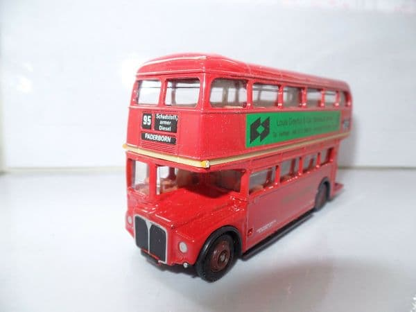 EFE 15605BC AEC Routemaster Bus London Transport Louis Dreyfus Paderborn FAULT U