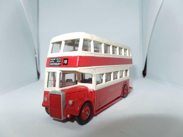 EFE 15802 15802/1 Leyland PD1 Lowbridge Bus East Kent 16 Canterbury UB