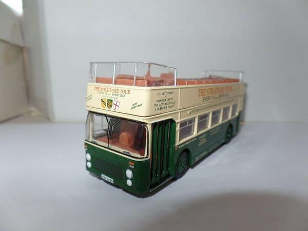 EFE 18615 Bristol VR 3 Open Top Bus Ensign Bus Co Guide Friday Stratford UB