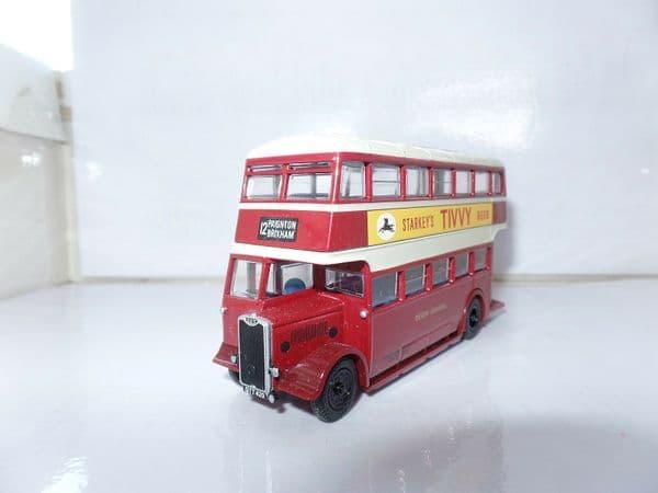 EFE 26303A Guy Arab II Utility Devon General Paignton Classic Bus Tivvy Beer UB