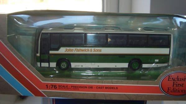 EFE 26620 Leyland Tiger Plaxton Paramount 3500 Coach John Fishwick MIMB
