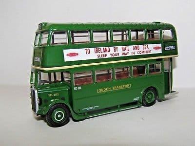 EFE 27804 AEC STL Bus London Transport Museum Code 2 369 Dunstable UB