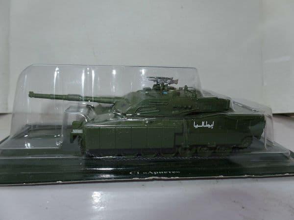 FF15 1/72 Scale Italy Italian Tank C1 Ariete Arabic Script