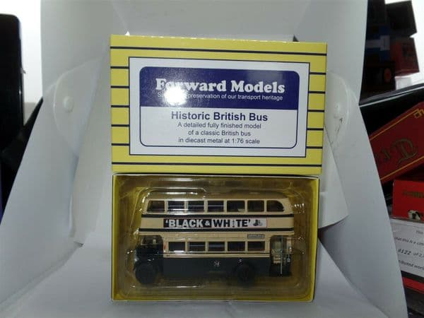 Forward Models EDB-14 1/76 Daimler CVD6 Birmingham City Harbourne Bartley Green