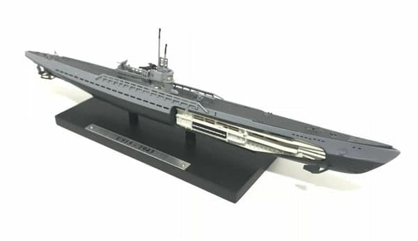 HX09 Atlas DeAgostini 1/350 Scale Submarine German Germany U Boat U515 1943 WWII