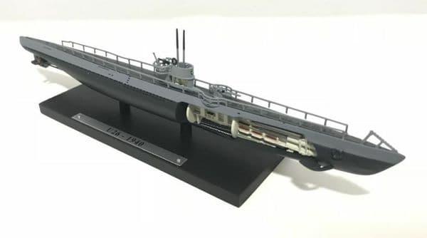 HX15 Atlas DeAgostini 1/350 Scale Submarine German Germany U Boat U26 1940 WWII