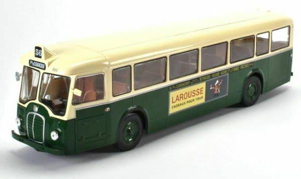IXO Hachette HC20 1/43 Scale SOMUA OP5/3 Paris France Bus Route 56 Larousse 1959-1974